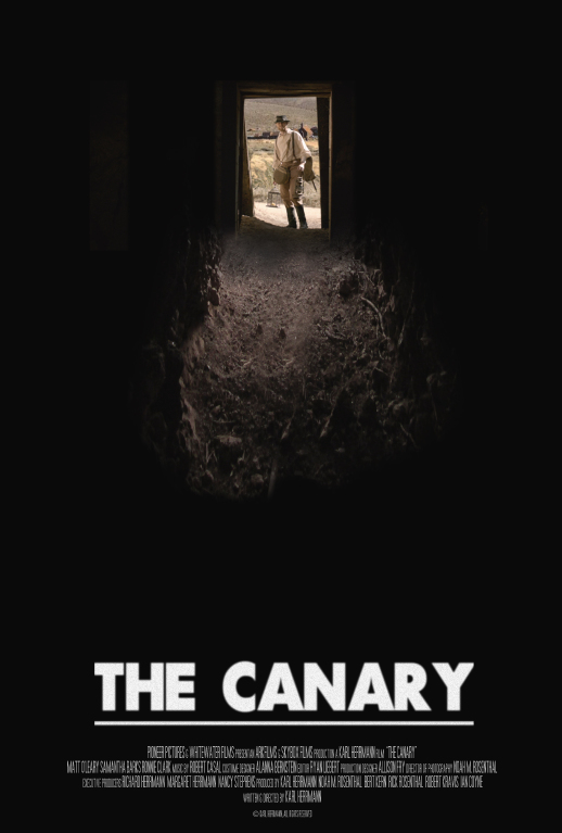 The Canary Poster