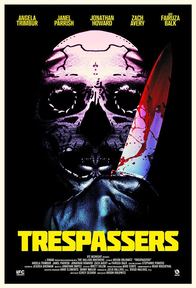 Trespassers Poster