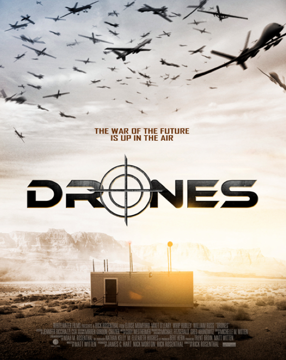 DRONES_Poster